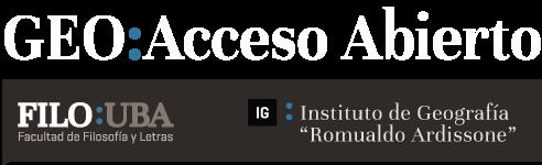 GEO:Acceso Abierto